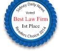 2014 Sidney Daily News Readers Choice Best Law Firm Elsass Wallace Evans Schnelle